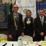 """5/11/2015      Visita del Governatore """"Paolo Pasini"""" al Club Rotary Muratori"""