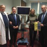 Donazione Rotary Modena Muratori e Fondazione Rotary al Policlinico di Modena – Chirurgia toracica.