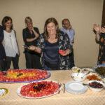 A casa di Davide e Annamaria: caminetto ellenico